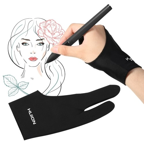 Huion GL200 Two-Finger Free Size Drawing Glove