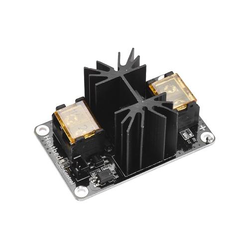 Carga atual elevada da placa aquecida da expansão de poder do módulo do tubo do MOS da cama máx. 30A 12V-50V para impressoras 3D