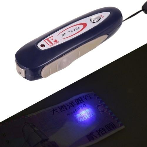 1つの携帯用小型お金探知機に付き2つ