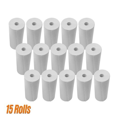 Rotoli di carta termica Rotoli di registratore di cassa in carta per stampante da 80 * 30 mm