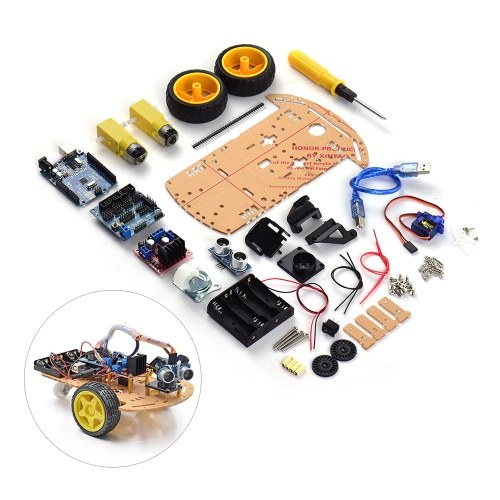 Smart Robot Car Assembly Kit