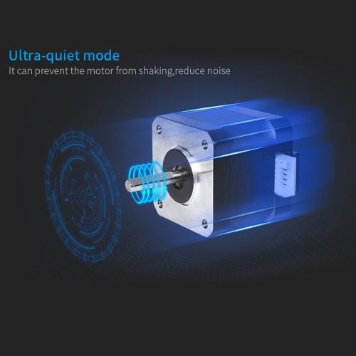 BIQU TMC2226 V1.0 Stepper Motor Driver UART 2.8A 3D Printer Parts for SKR V1.3 V1.4 Turbo CR10 Ender 3 4PCS