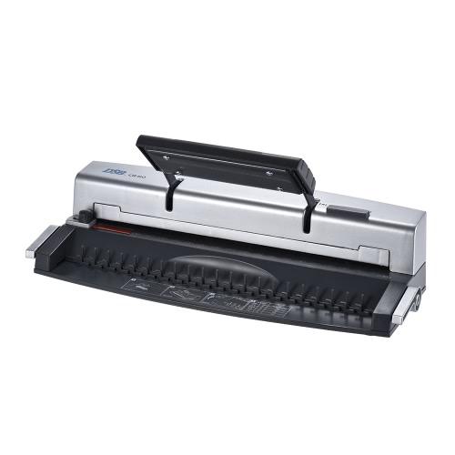 DSB CB-60 A4 Paper Puncher + Binder Punch Binding Machine School Office Supply, 21 Buracos, 8 folhas Punching, 95 sheets Encadernação