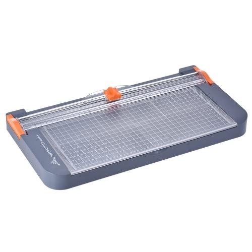 Multifuncional A4 Paper Trimmer Cutters Guillotina com 5 caixas de armazenamento portátil para etiquetas de fotos Paper Cutting