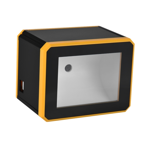 Aibecy Omnidiretional Barcode-Scanner-Plattform 1D / 2D / QR Barcode-Scanner Reader Präsentation mit USB-Schnittstelle