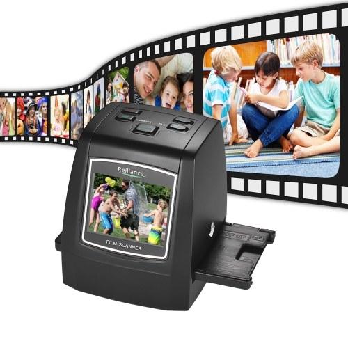Film Scanner High-Resolution 14MP/22MP