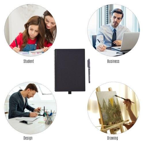 Aibecy Erasable Reusable Smart Notebook