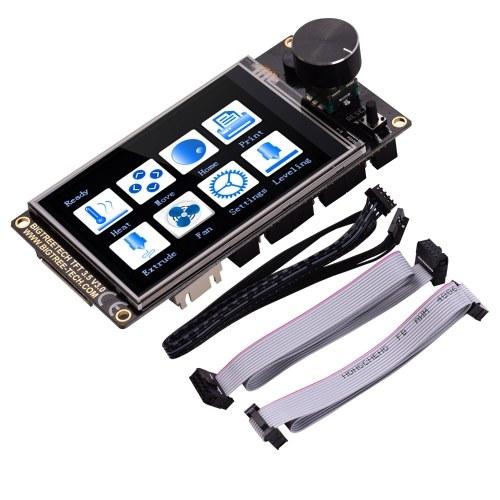 Affichage à écran tactile BIGTREETECH TFT35 V3.0 avec câble 2 Modes de travail Compatible 12864LCD Mode WiFi Port pièces d'imprimante 3D