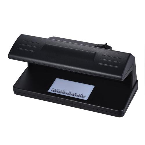 Ultravioleta UV Contrafacção Bill Detector Machine Forged Money Tester Falso polímero Banco Assinatura Checker para Euro Pound Yen Ganhou Peso (Não para o dólar dos EUA)