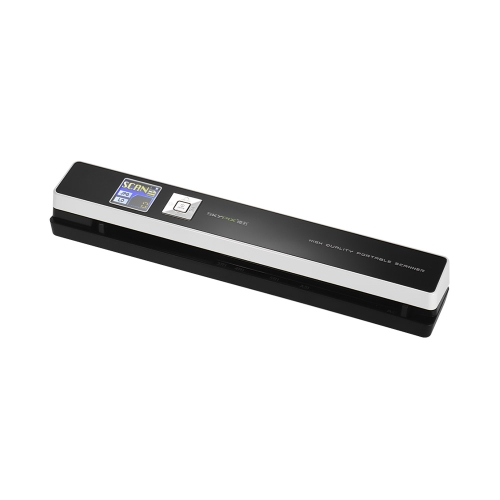 TSN480 Portable Wand Document Photo Scanner Auto Feed Paper Color / Mono 1200DPI do odbioru dokumentów Certyfikaty Contracts Invoice