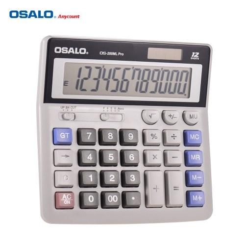 OSALO OS-200ML Pro Desktop Calculator