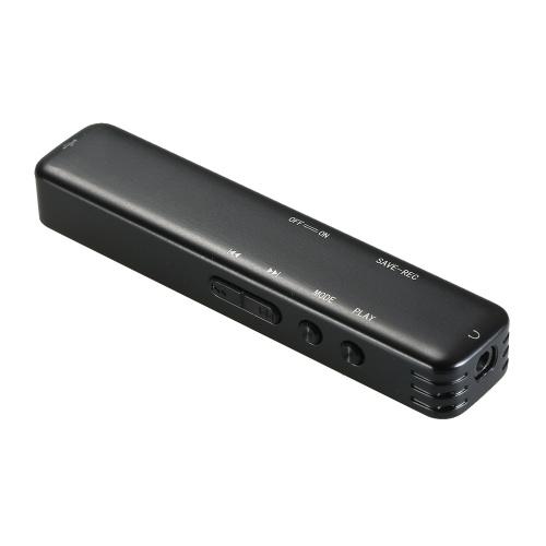 Mini registratore vocale digitale Registratore ad attivazione vocale Dittafono