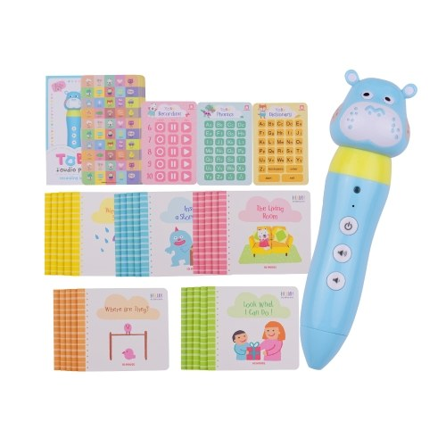 iQ House Cartoon Audio Pen Set