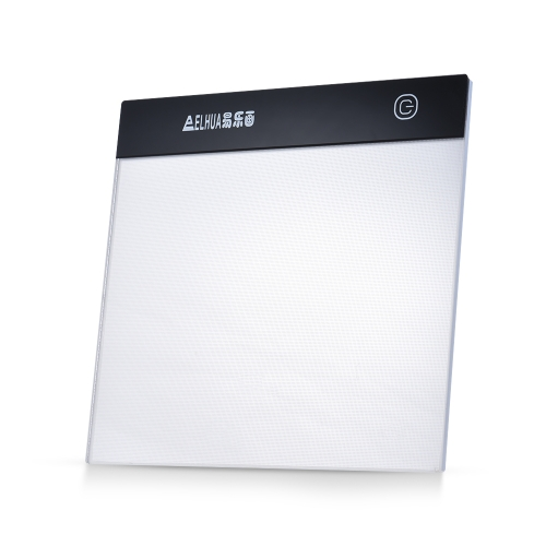 Portable A5 LED Light Box Drawing Tracing Copy Board com controle de brilho constante
