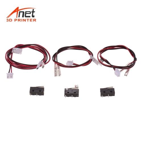 Детали принтера Anet 3D Концевые выключатели Концевые выключатели