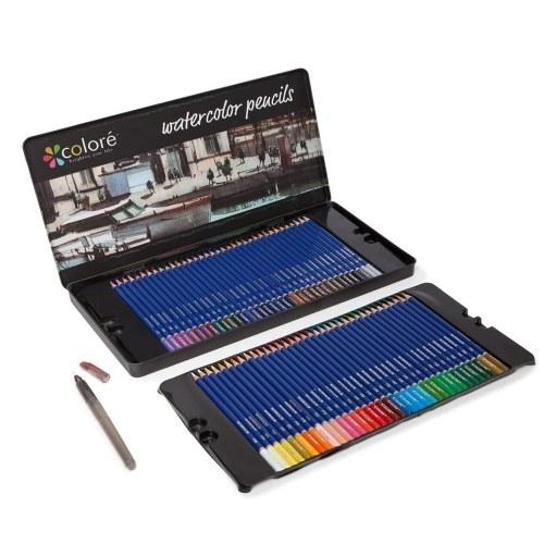Colore Water-color Pencils