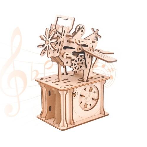 Carillon di puzzle in legno 3D