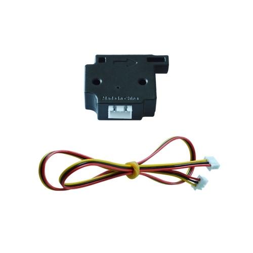 TRONXY 3D Printer Filament Detection Module Monitor di rilevamento pausa run-out con cavo da 1 metro per stampante 3D Filamento da 1,75 mm