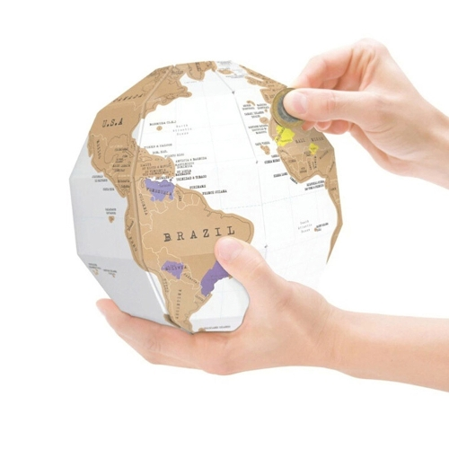 Scratch Off World Travel Map Scratch Globel