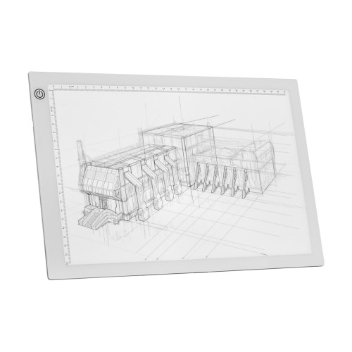 Quadro per lavagna da disegno A4 Light Box Tracer