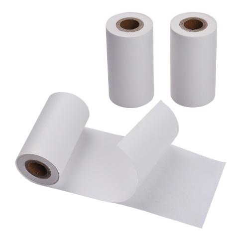 PAPERANG 57x30mm selbstklebende Thermopapierrolle