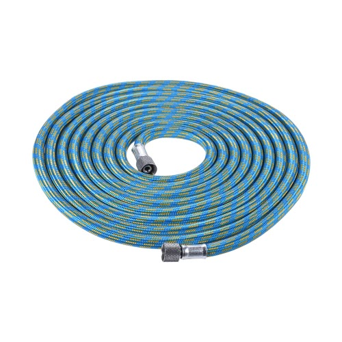3m / 10ft Premium Nylon pleciony Airbrush węży ze standardem 1/8