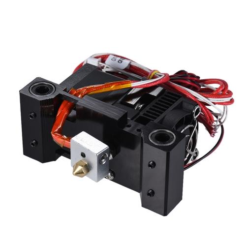 Aibecy 3D Printer Extruder Alimentador Kit de alimentação do bocal para 1,75 mm Diâmetro do filtro Anet A6 i3 DIY 3D Printer