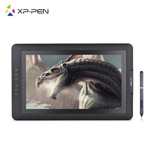 XP-PEN Artist 15.6 1920 * 1080 IPS Monitor rysowania graficznego Cyfrowy ekran piórkowy