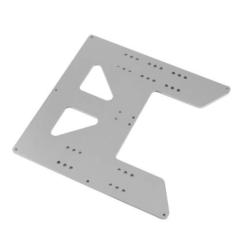 3D printer accessories Hot Bed Base Plate Anodized Aluminum Plate