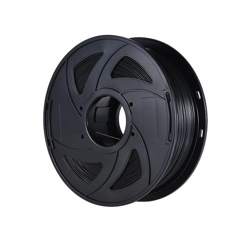 Cor Opcional ABS Filamento de plástico 1kg / Roll 2.2lb 1.75mm para MakerBot Anet RepRap Impressora 3D Caneta Bege