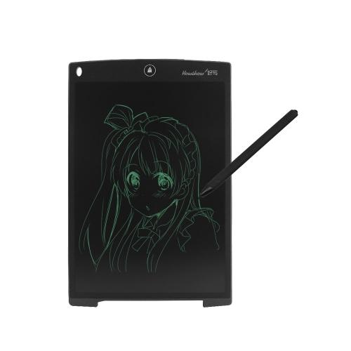 HowShow H12 12-calowy LCD Digital Writing Rysunek Tablet pisma podkładki przenośne elektroniczne płyty graficzne