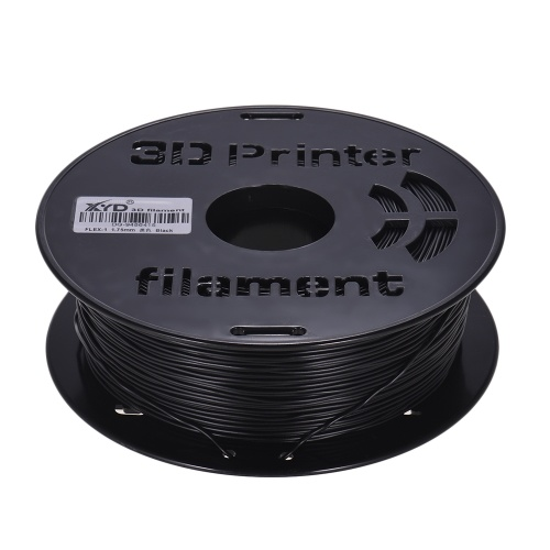 1KG/ Spool 1.75mm Flexible TPU Filament Printing Material Supplies