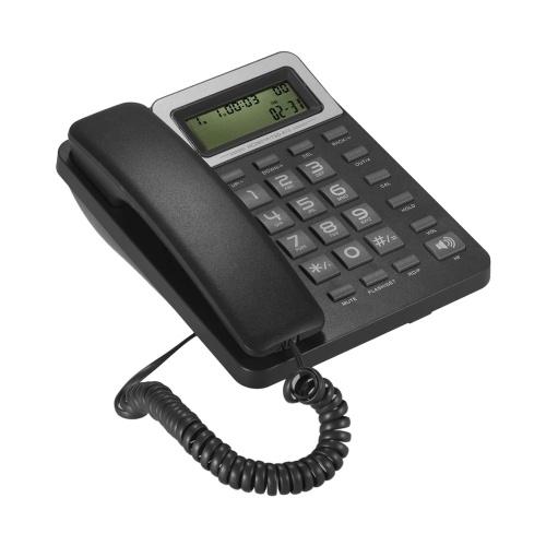 Telefono fisso con cavo per desktop
