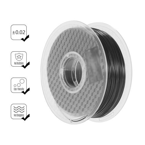 1,75 мм нити PETG Светонепроницаемая нить принтера PETG 3D