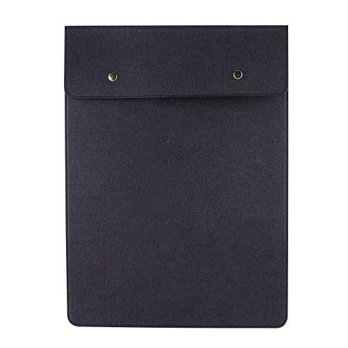 Креативный портфель из искусственной кожи, сумка для файлов формата А4, сумка для документов, контракт, счет-фактура, органайзер для хранения счетов для офиса, школьные принадлежности