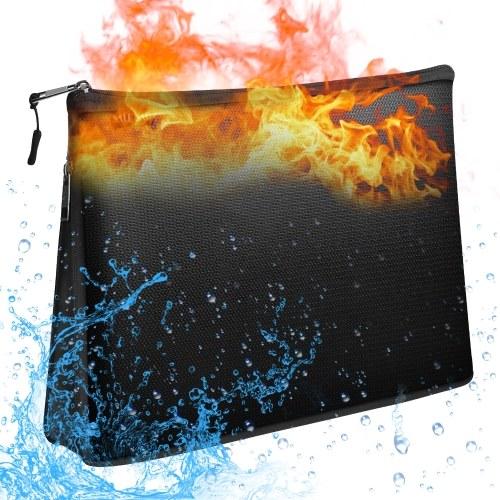 Огнестойкая сумка для безопасных денег