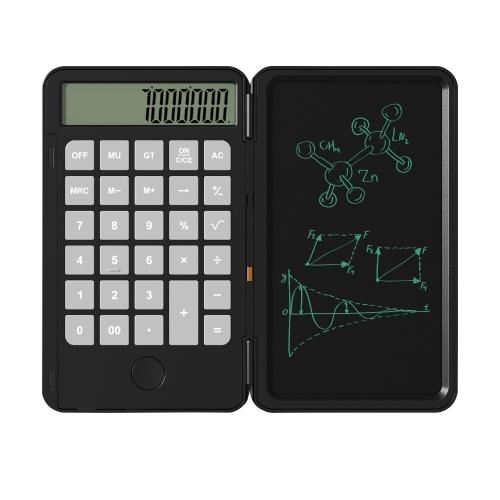 Калькулятор с 6-дюймовым планшетом для письма
