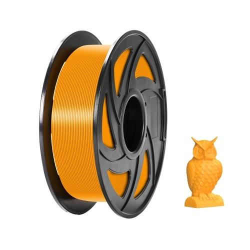 TRONXY TPU 3D-Druckerfilament 1,75 mm Maßgenauigkeit +/- 0,05 mm 1 kg Spule, schwarz