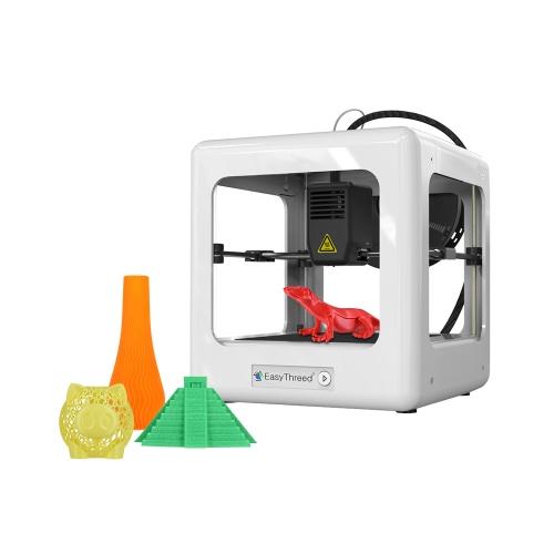 EasyThreed E3D Nano Entry Level Desktop 3D Printer for Kids Students
