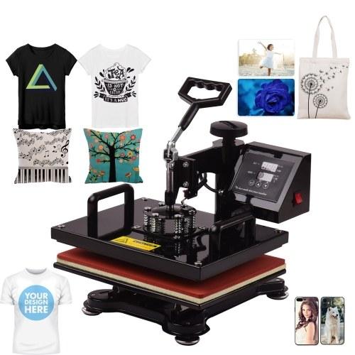 Aibecy 12 * 15 Inch Combo Heat Press Machine Professional
