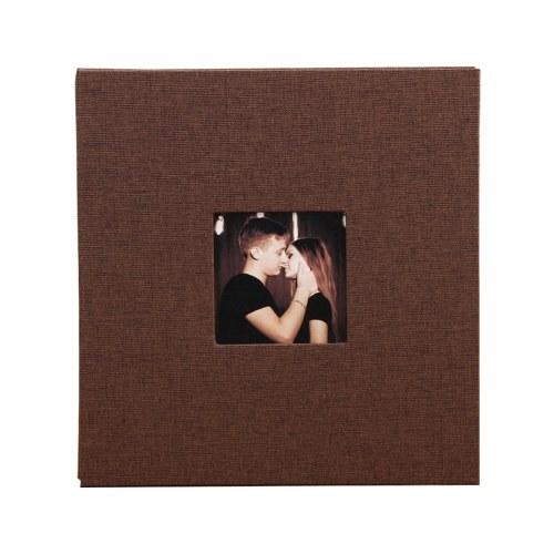 20 Sheets Photo Album DIY Handmade Album Scrapbook Craft Paper Album