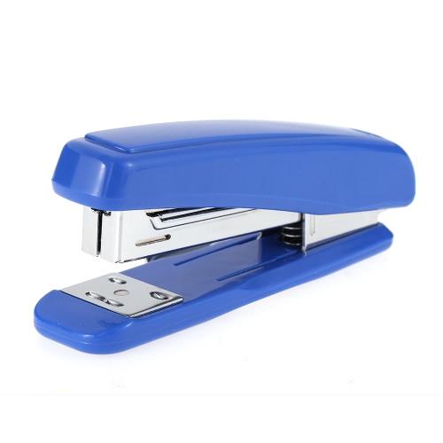 Comix B2984 desktop grampeador Standard com Built-in grampeador removedor de 25 folhas Capacidade Livro esgoto Grampeamento Máquina Rotary reversível Anvil