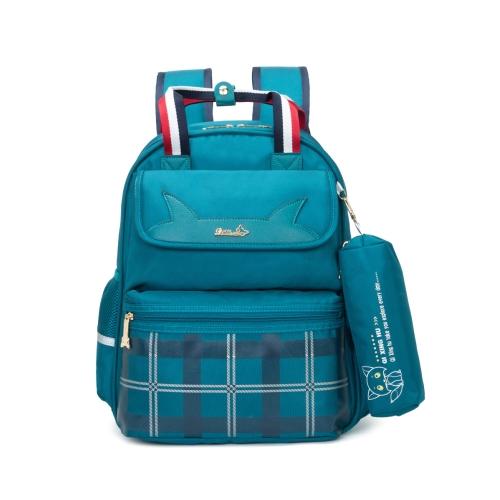 Torba dziecięca plecak QXH dla dzieci do szkoły podstawowej Student Girl Boy