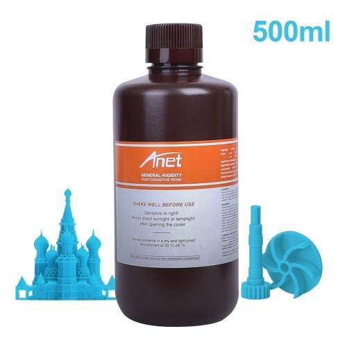 Fotopolímero estándar de 405 nm de resina rápida de uso general