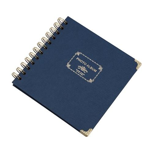 Álbum de fotos de 20 folhas Álbum de papel artesanal DIY Scrapbook Craft Paper