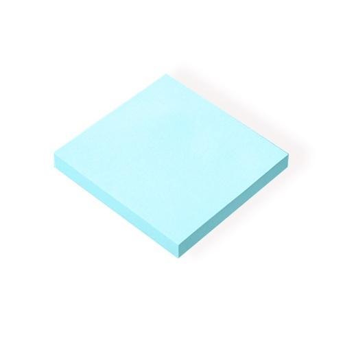 Note adesive quadrate a colori da 3 * 3 pollici Blocco note autoadesivo da 100 fogli