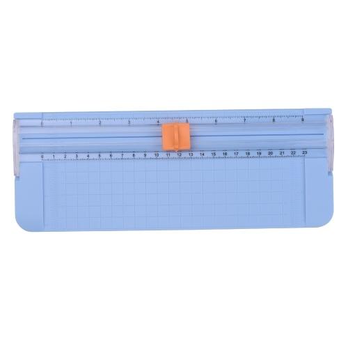 JIELISI A5 Mini Portable Paper Trimmer Tagliacarte Tagliatrice 9 pollici Lunghezza di taglio per carta di carta artigianale Scrapbook di carta laminata fotografica