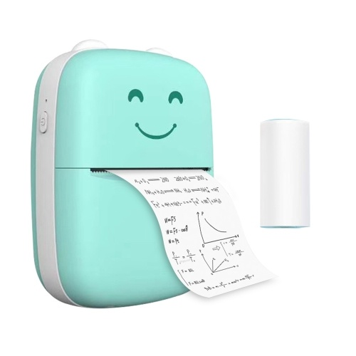 Mini Portable Thermal Printer BT