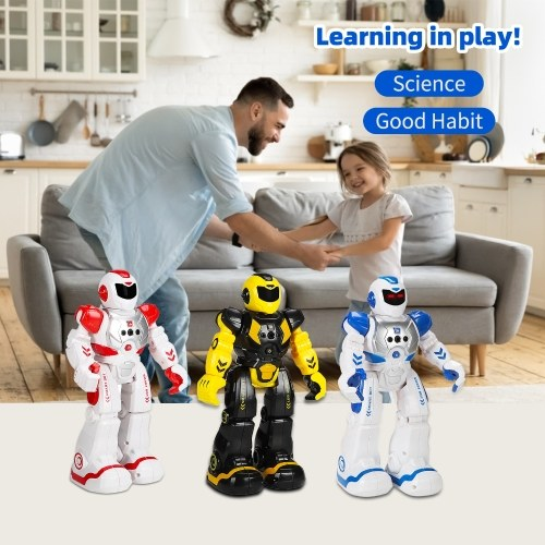 Smart Robot for Kids RC Gesture Sensing Robot