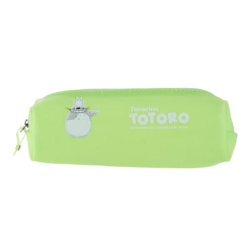 Słodkie galaretki miękkie wodoodporne pióro Ołówek Case Zipper Papeteria Bag Lovely Cat wzór dla dziewcząt Szkół Studentów